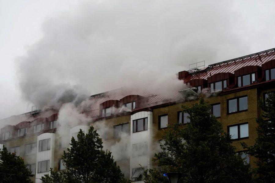 Explosão em prédio na Suécia faz mais de duas dezenas de feridos