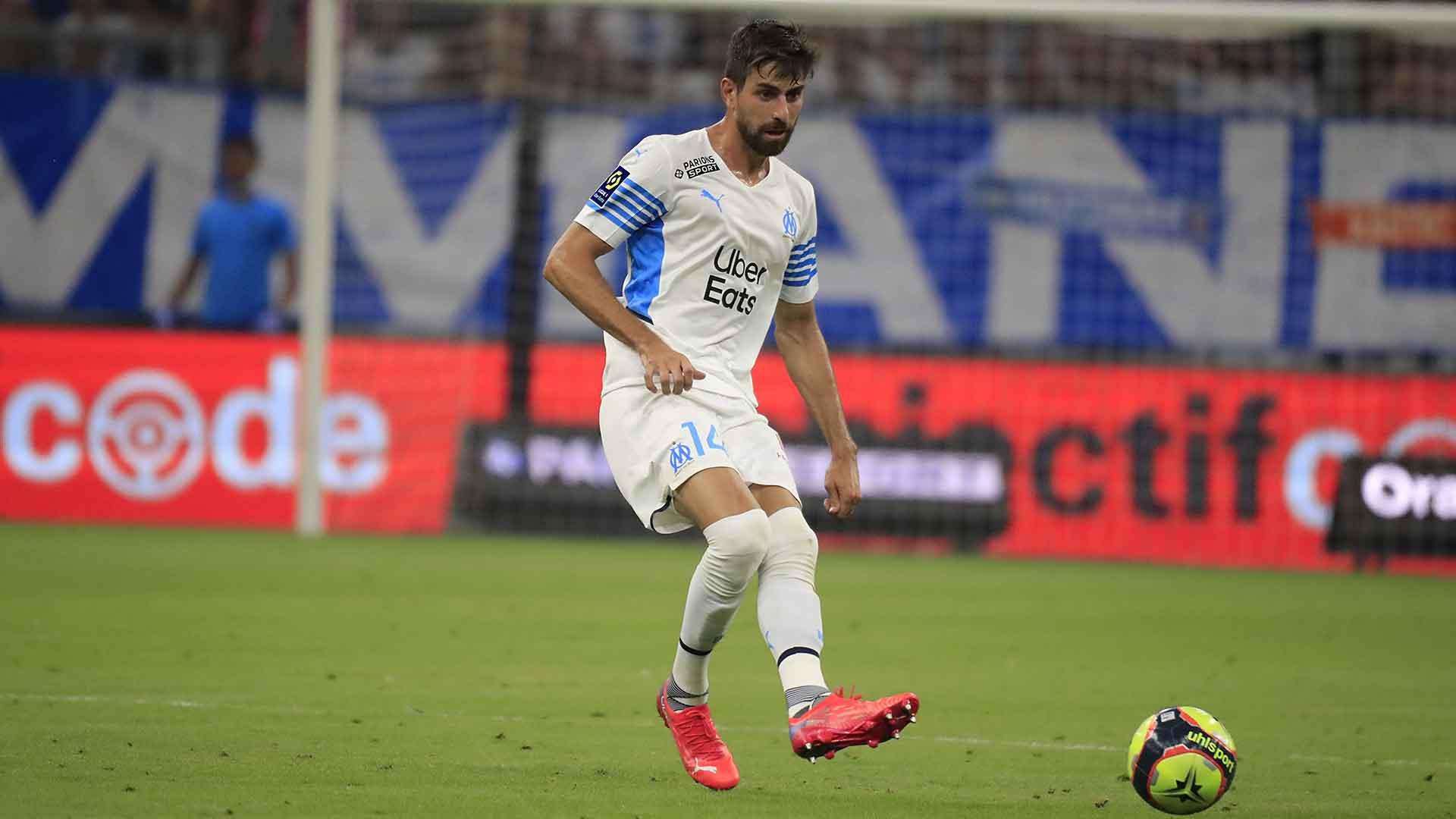 Em bom momento no Olympique de Marseille, Luan Peres vive expectativa por estreia na Liga Europa