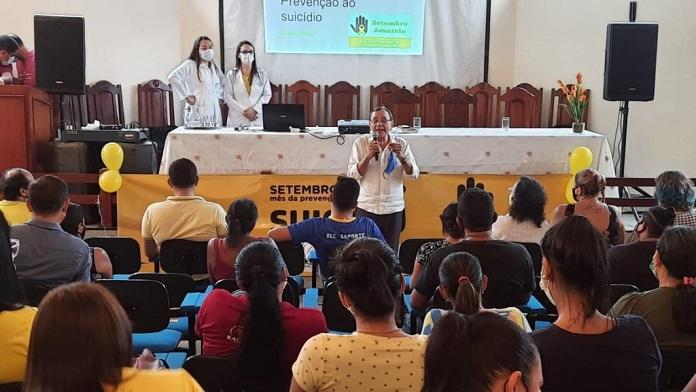 Programação do Setembro Amarelo segue com palestras sobre o tema em Pium
