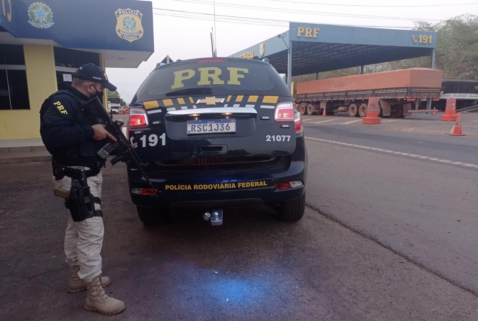 PRF prende um dos suspeitos de participar do homicídio de 5 pessoas em Parauapebas PA