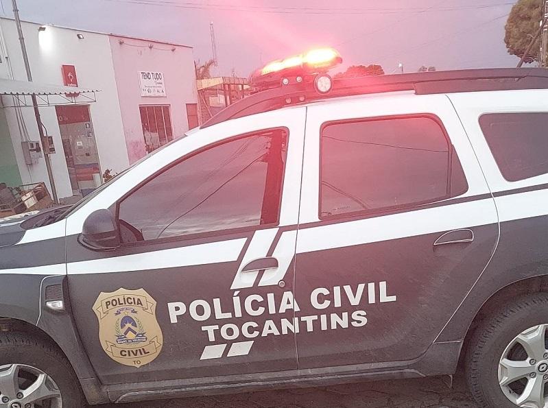Homem que assassinou jovem vigilante em Palmas é preso e afirma ter matado por engano