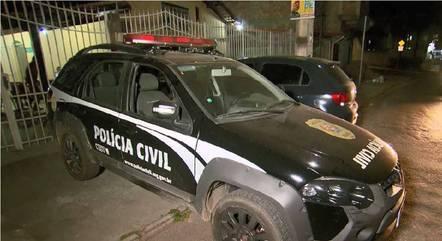 Polícia Civil prende homem que descumpriu medida protetiva contra a ex-companheira em Paraíso