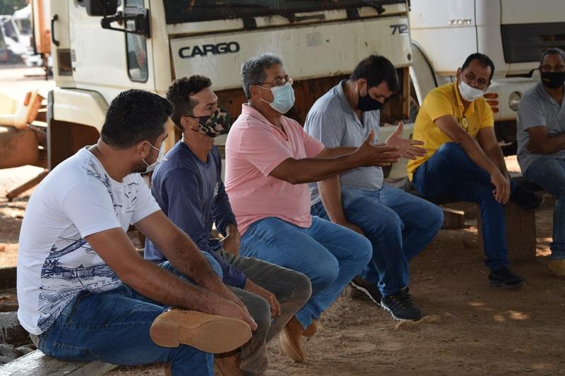 Agropecuaristas de Paraíso reivindicam melhorias na rodovia TO-454