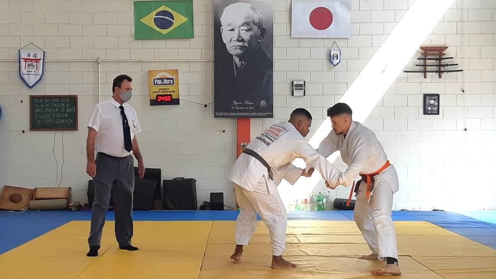 Seletiva para o Campeonato Brasileiro Sub-21 marca retorno das competições de Judô no Tocantins