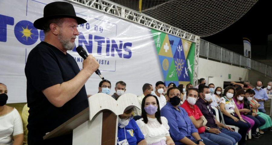 Governo do Tocantins realiza abertura oficial dos jogos da Série Prata do campeonato estadual de futsal