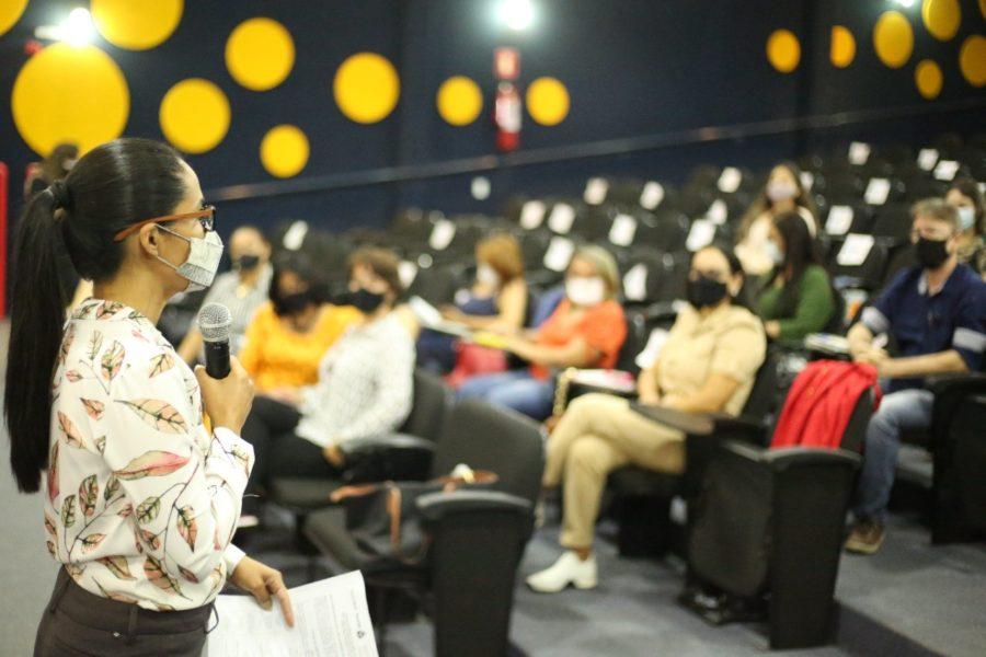 Educação realiza reunião voltada para assessores do ensino fundamental e médio e orientadores educacionais