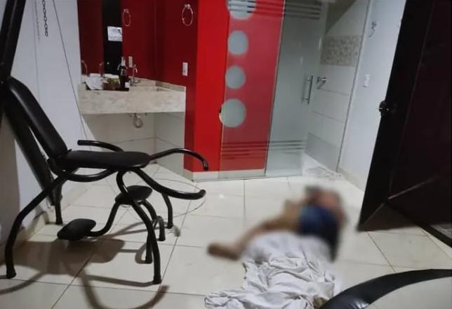 Mulher é encontrada morta com sinais de tortura dentro de motel em Palmas