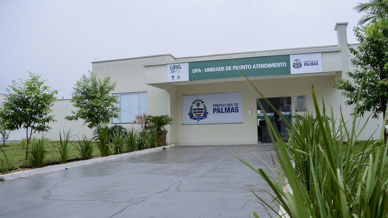 Prefeitura de Palmas inaugura Unidade de Pronto Atendimento no Setor Sul