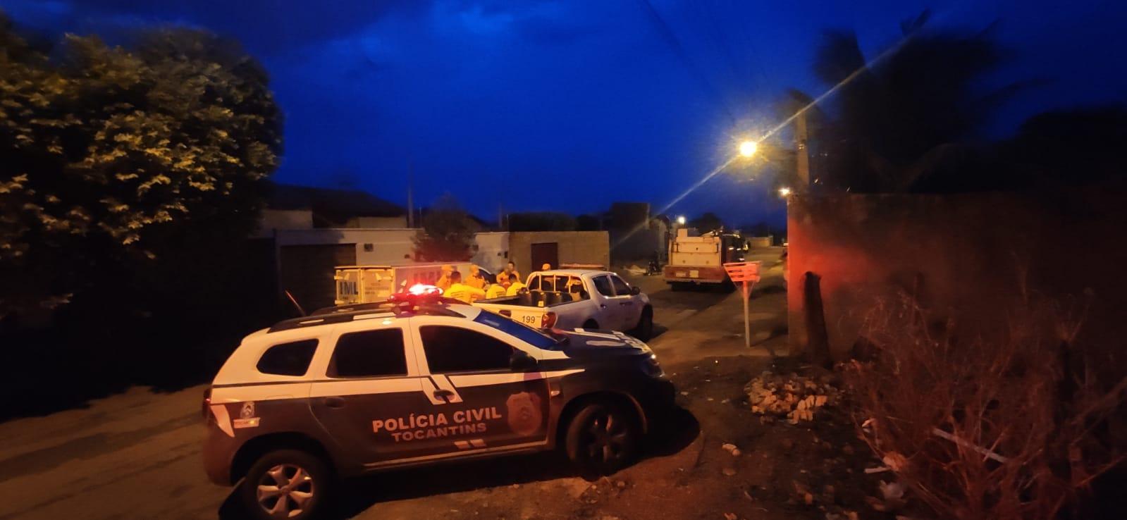Polícia Civil localiza corpo de mulher que estava desaparecida há mais de 40 dias em Porto Nacional