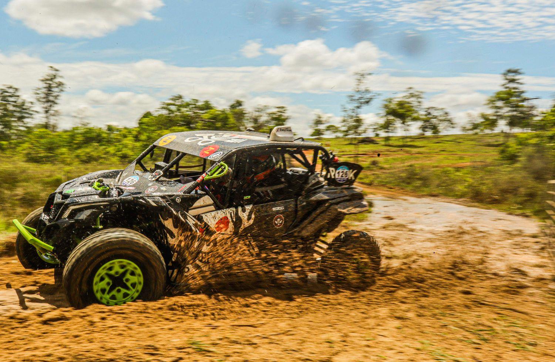 Vitória de Fabrício Bianchini/Daniel Bender na UTD e de Raí Cruz na UT3 no 1º dia do Rally Serra Azul