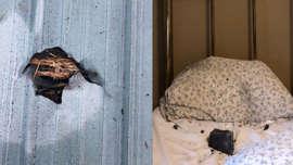No Canadá, mulher quase é atingida por meteorito enquanto dormia