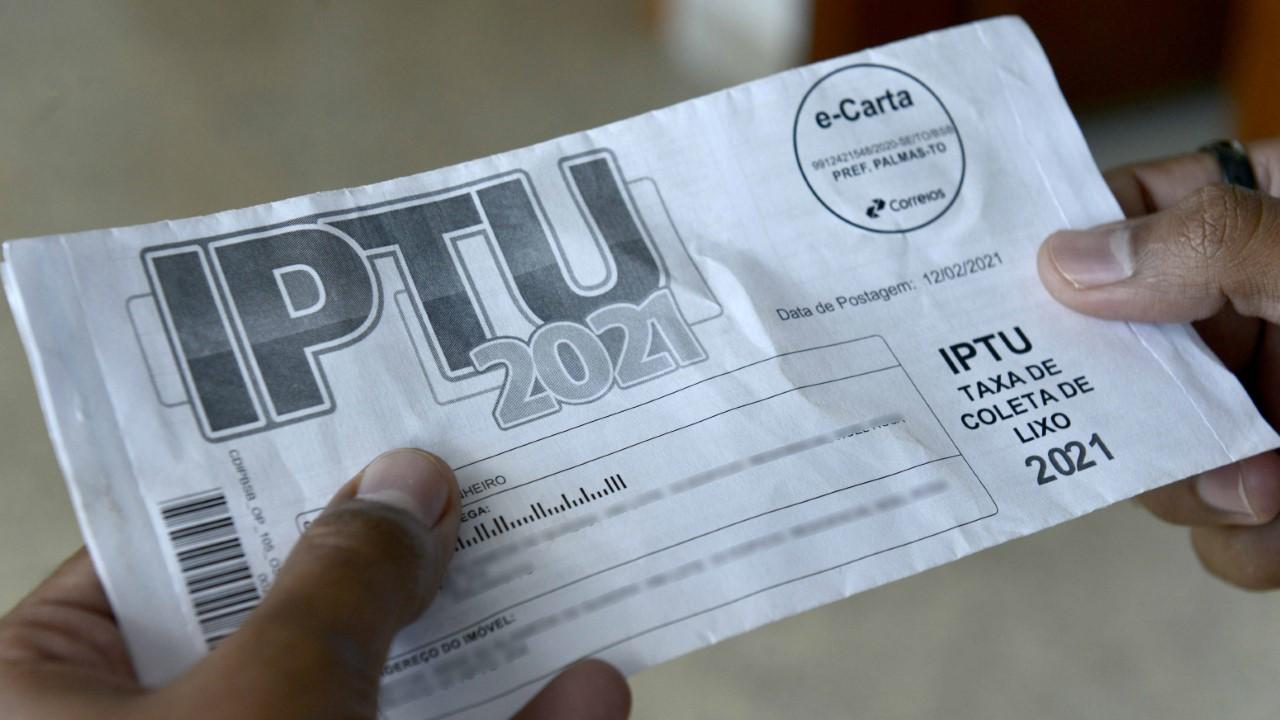 Prazo para pagamento da parcela de outubro do IPTU termina nesta sexta, 15