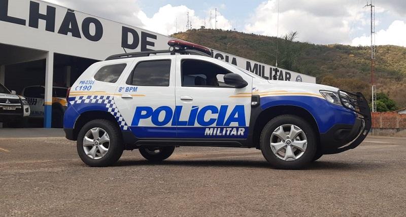 Polícia Militar prende dois homens e recupera veículo roubado em Paraíso-TO