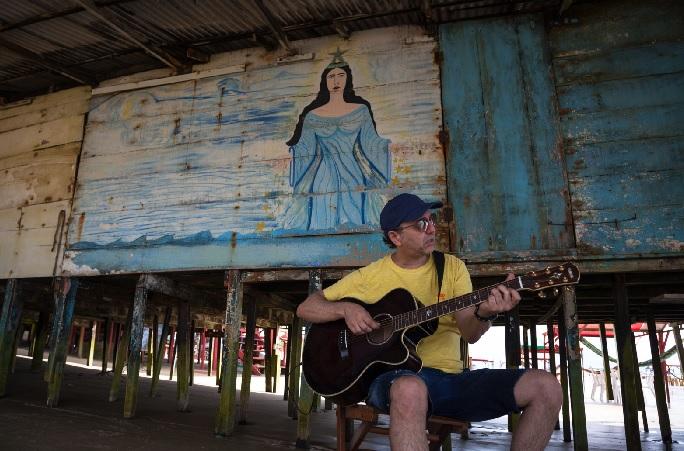 Zeca Baleiro mostra os encantos e as encantarias da música do Maranhão