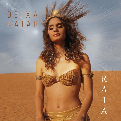 """""""Deixa Raiar"""" é o álbum da cantora RAIA que fará show de lançamento nesta quarta-feira, 20 em Palmas"""