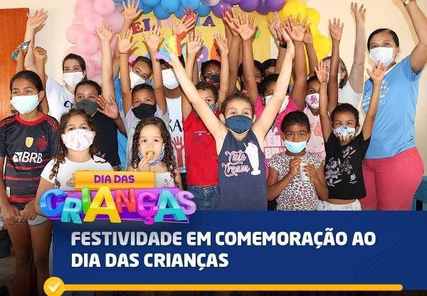 Assistência Social de Marianópolis realiza comemoração ao Dia da Criança
