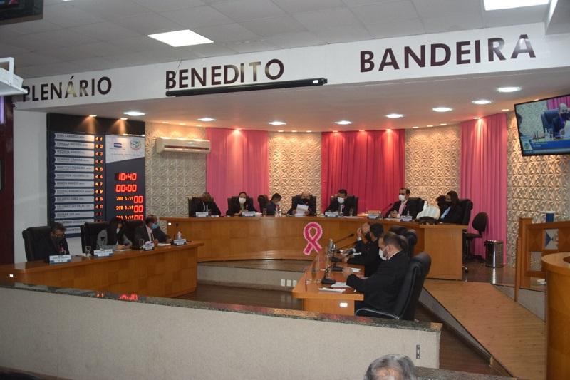 Câmara Municipal de Paraíso transmite ao vivo 42ª Sessão Ordinária