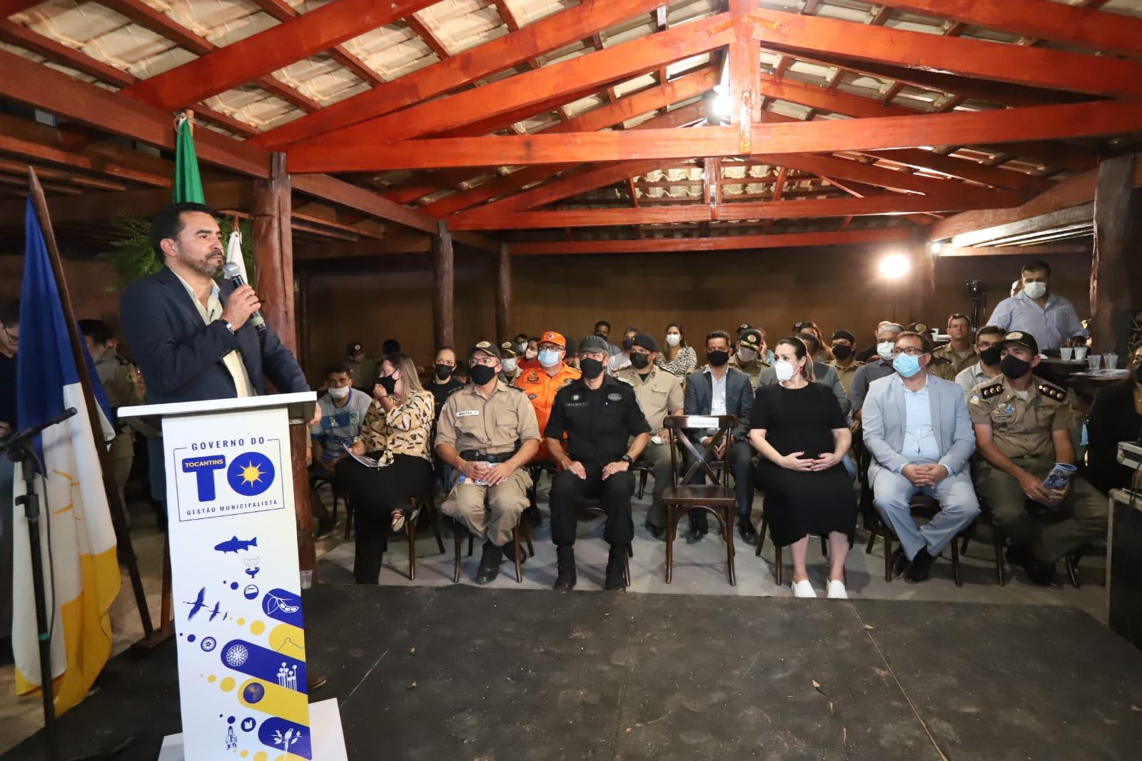 Polícia Militar do Tocantins inaugura o primeiro Centro de Treinamento de Tiro da PM em Palmas