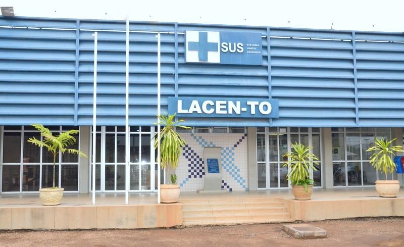 Prédio do LACEN/TO em Palmas será dedetizado no próximo domingo