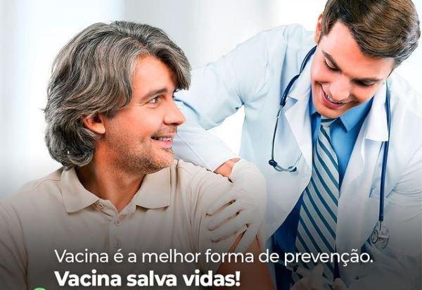 No Dia Nacional da Vacinação, Saúde de Marianópolis reforça importância da imunização para salvar vidas