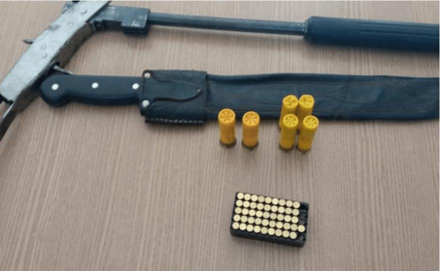 Patrulha Rural da PM prende homem por porte ilegal de arma de fogo em Araguaína