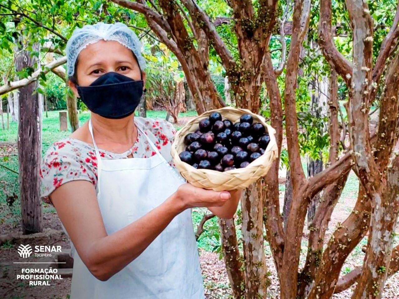 Jabuticaba: o fruto que vem transformando a vida de produtoras rurais da região de Taquaruçu