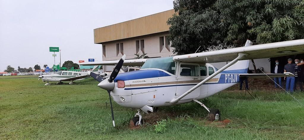 Diante de mercado em alta, Governo de MS decide leiloar dois aviões