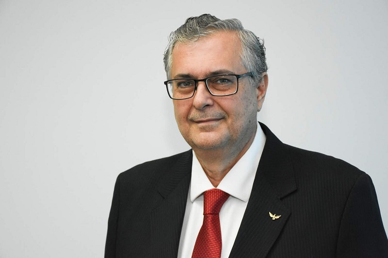 Procurador de Justiça Marcos Luciano Bignotti toma posse como ouvidor do MPTO