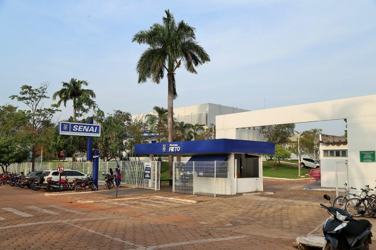 SENAI abre 210 vagas em cursos gratuitos com início na próxima segunda, 25/10 em Araguaína e Xambioá