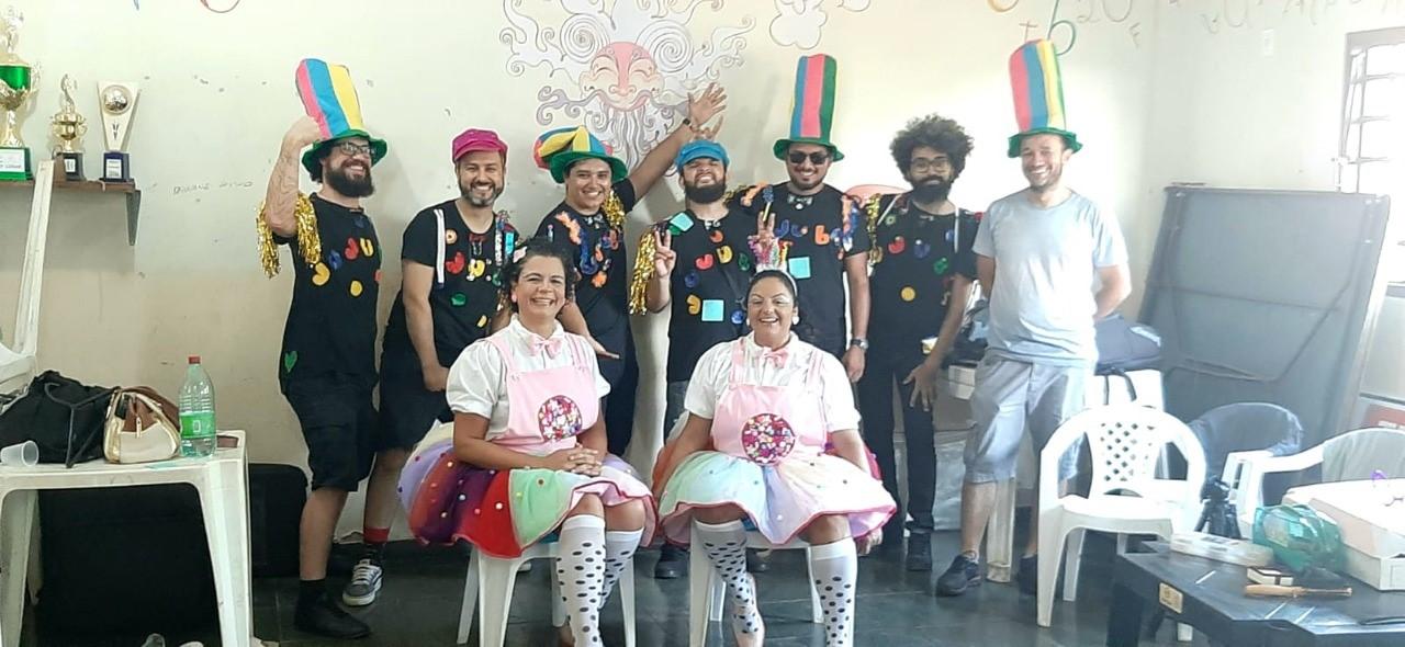 Grupo musical Jujubas circula pelo Tocantins com resgate de canções populares