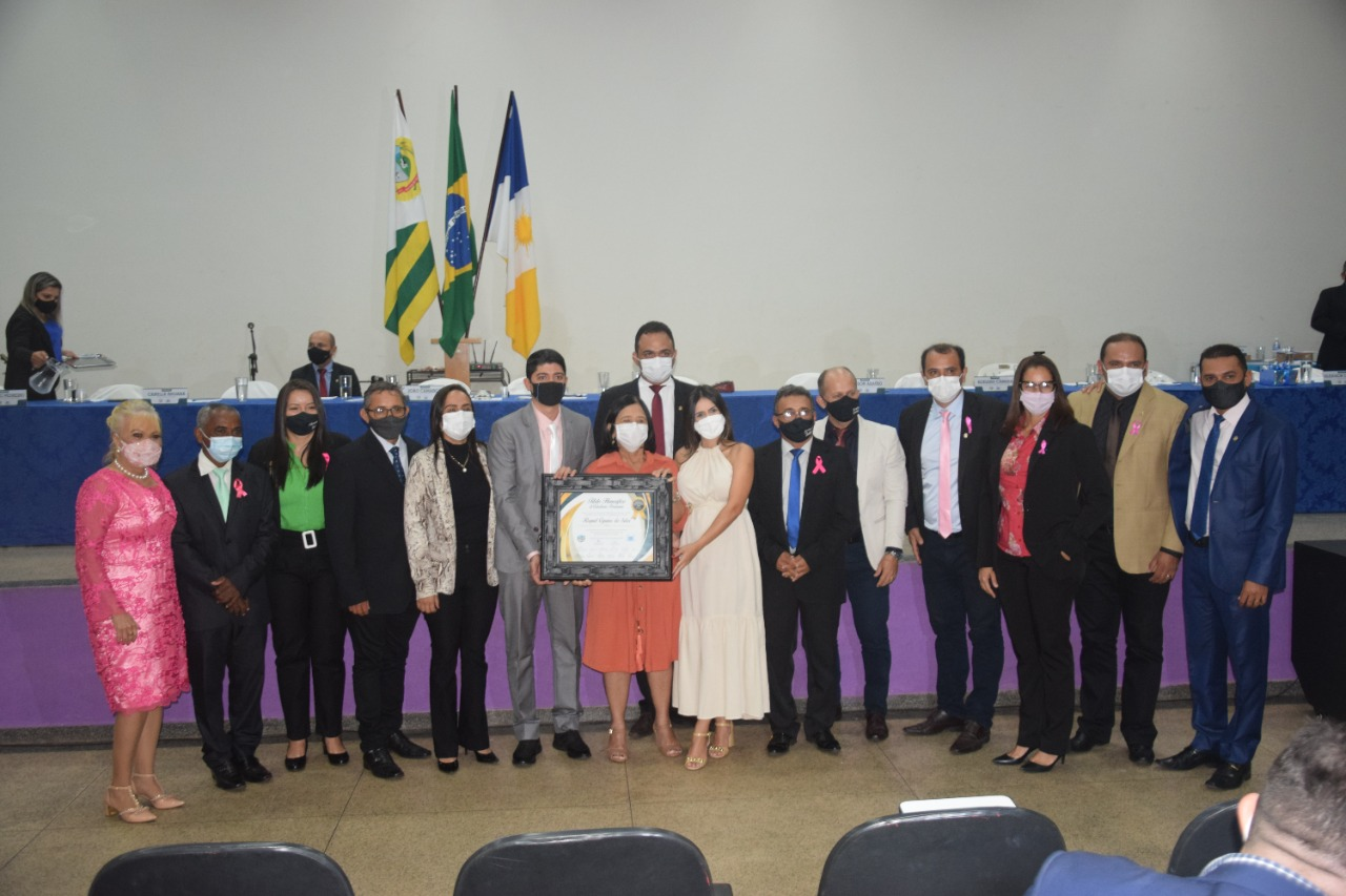 Câmara Municipal entrega Títulos de Cidadão Paraisense a personalidades locais