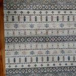 Suri Alpaca Persian Hand-knotted Persian Rug #1616, Beige