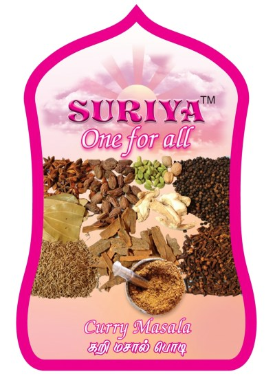 One for all spice mix