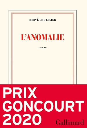 L'anomalie – Hervé Le Tellier