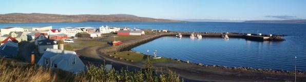Holmavic, Islande, septembre 2012