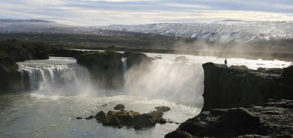 Godafoss, Islande, septembre 2012