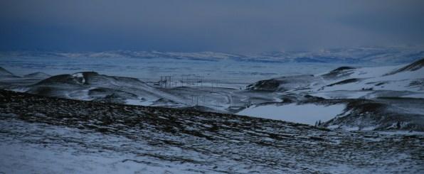Krafla et géothermie, Islande, septembre 2012
