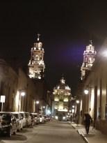 Morelia, beautiful ville classée par l'UNESCO