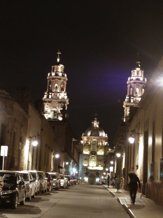 Morelia, beautiful ville classée par l'UNESCO