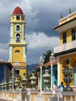 Trinidad, la plus belle des cités d'archi coloniales