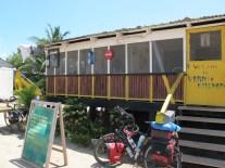 Village Garifuna dans la péninsule de Placencia