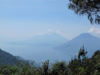 View of Lake Atitlan, Guatemala