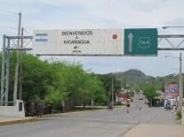 Entrée au Nicaragua bien passée