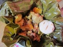 Tamal délicieux