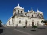 Cathédrale de Leon, classée par l'UNESCO, Nicaragua