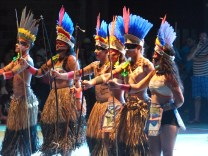 Festival de danse amazonienne à Leticia