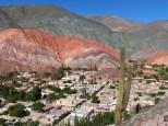 Cerro de 7 colores a Purmamarca