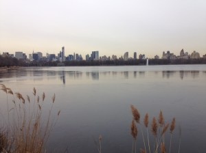 When even the reservoir gets frozen...