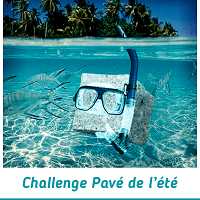 Challenge Pavé de l'été, édition 2016 !