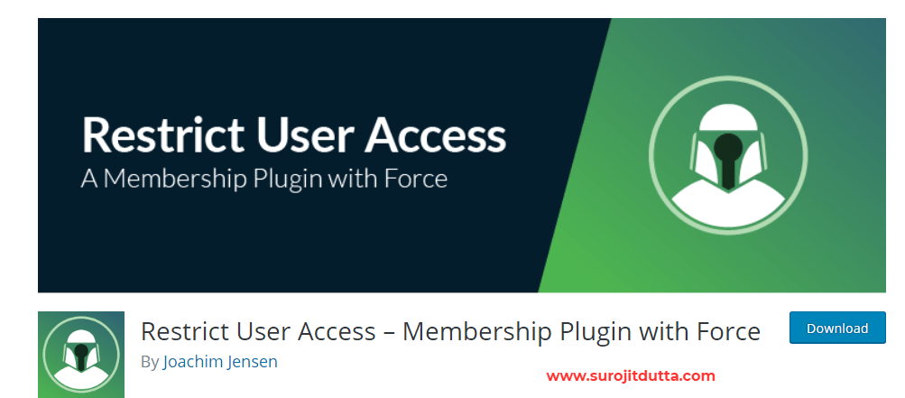 Wordpress Membership Plugins For Restrict User